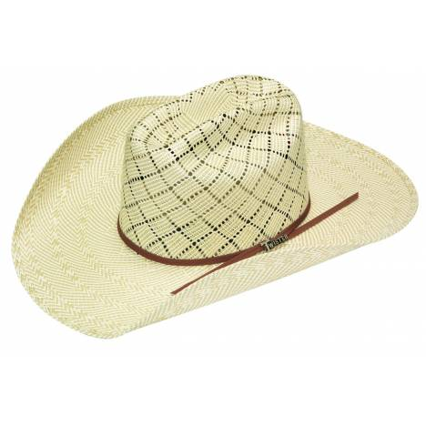 Twister 10X Shantung Straw Hat