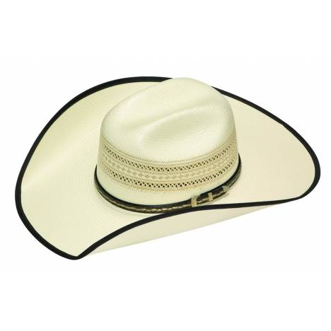 Twister 20X Shantung Straw Hat