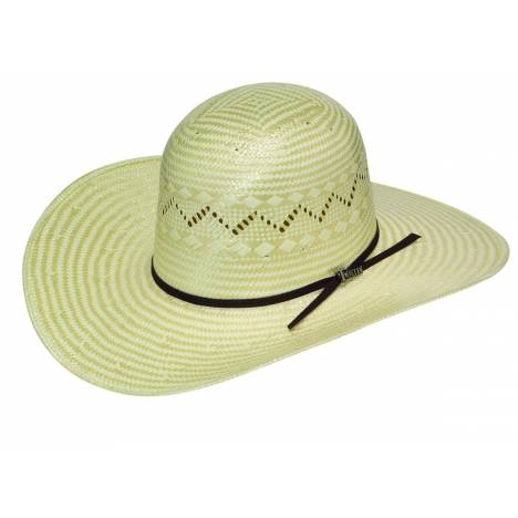 Twister Mens Open Crown Polyrope Hat