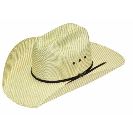 Twister Mens Wild One Straw Cowboy Hat