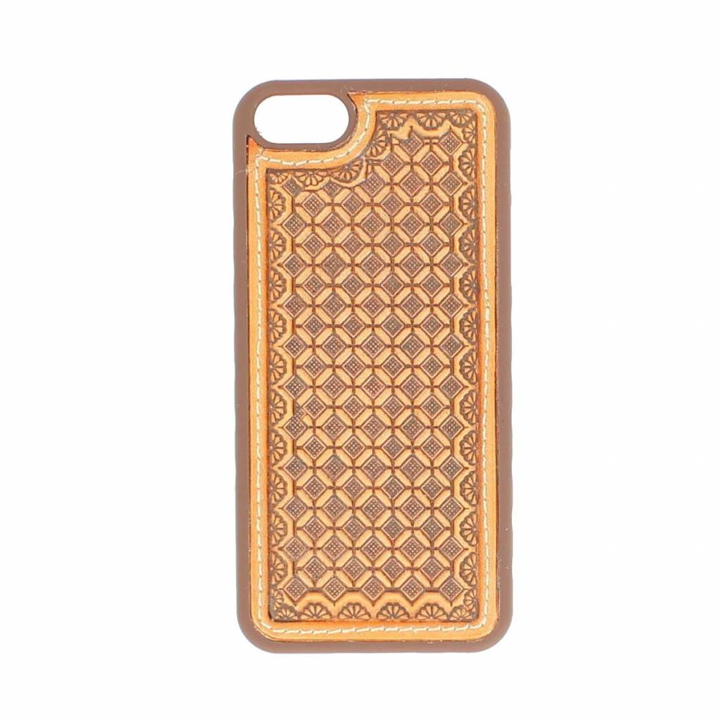 M&F Western Saddle Pattern Iphone 5 Cover