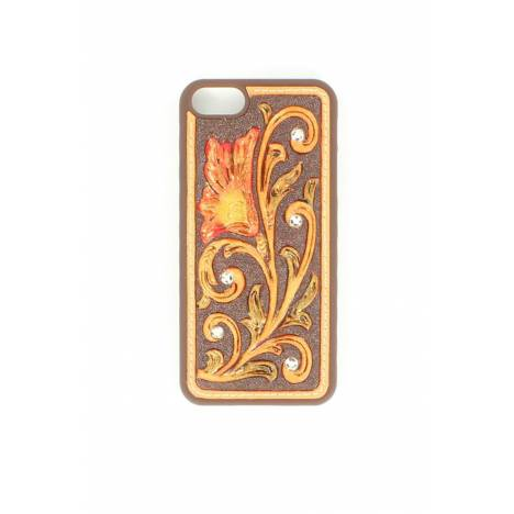 M&F Western Crystal Floral Iphone 5 Cover