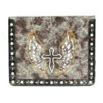 M&F Western Cross Wings Crystal Ipad Case
