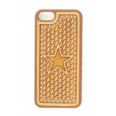M&F Western Hair Star Iphone 5 Cover