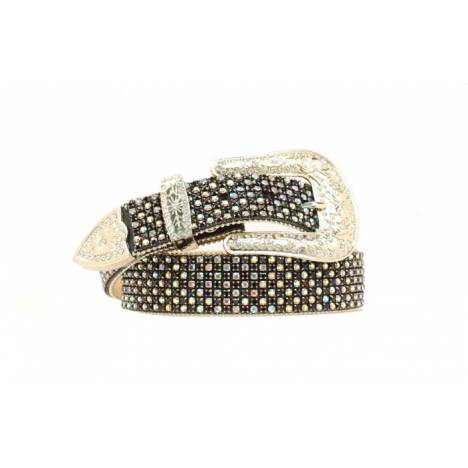 Nocona Super Bling Mesh Belt