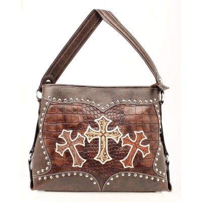 06296b798 Blazin Roxx Three Cross Shoulder Bag