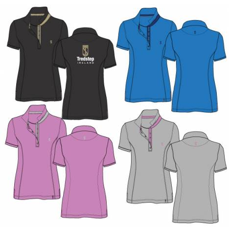 Tredstep Ireland Men's Polo Shirt
