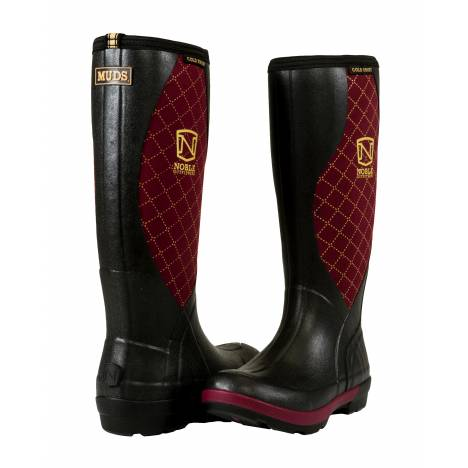 Noble Outfitters Muds Cold Front Ladies High Boots - Mosaic