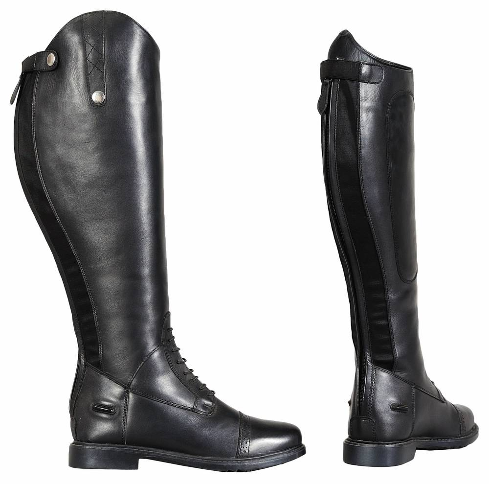 6ef34c5430e TuffRider Ladies Plus Rider Field Boots