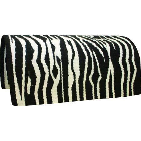 Abetta Zebra Saddle Blanket