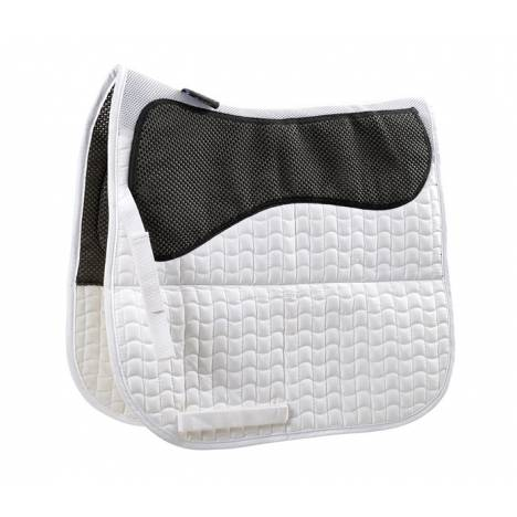 Shires Airflow Non-Slip Dressage Saddle Pad