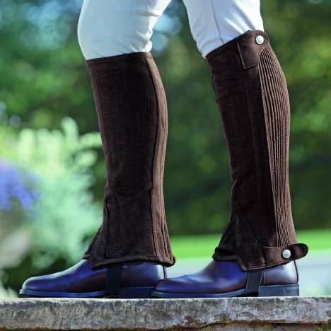 Shires Adults Amara Half Chaps