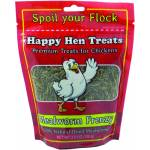 Mealworm Frenzy Chicken Treats