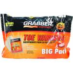 Grabber Toe Warmers Big Pack