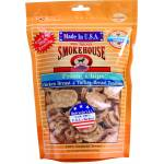 Smokehouse USA Prime Chips Dog Treats Resealable Bag