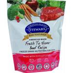 Stewart Raw Naturals Freeze Dried Dog Food - Beef