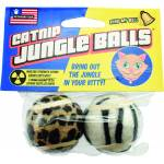 PETSPORT USA Catnip Jungle Balls