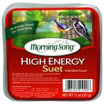 Morning Song High Energy Suet Wild Bird Food