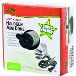 Zilla Light & Heat Halogen Mini Dome Fixture