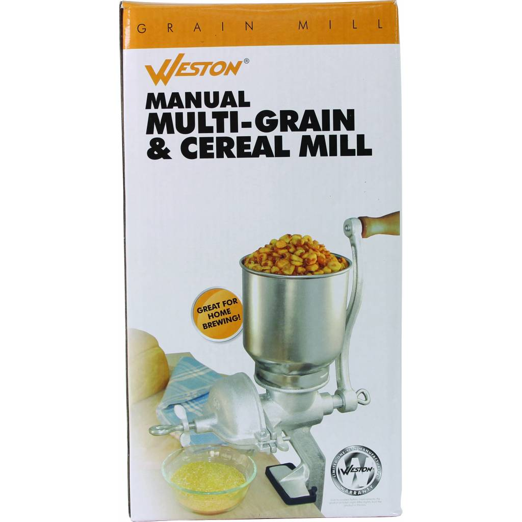 Manual Multi-Grain And Cereal Mill