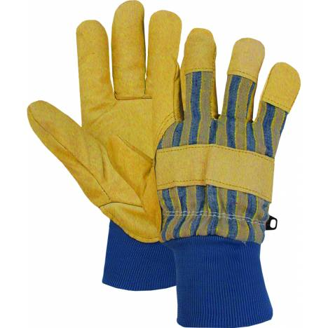BOSS Lined Grain Pigskin Leather Palm Glove