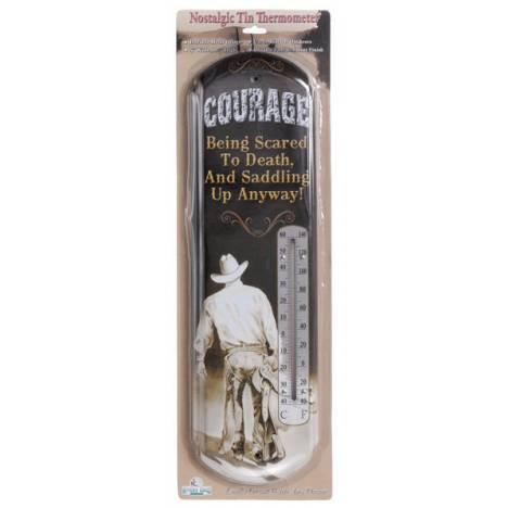 Gift Corral Courage Thermometer
