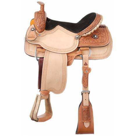 Tough-1 Grandview Roper Saddle Package