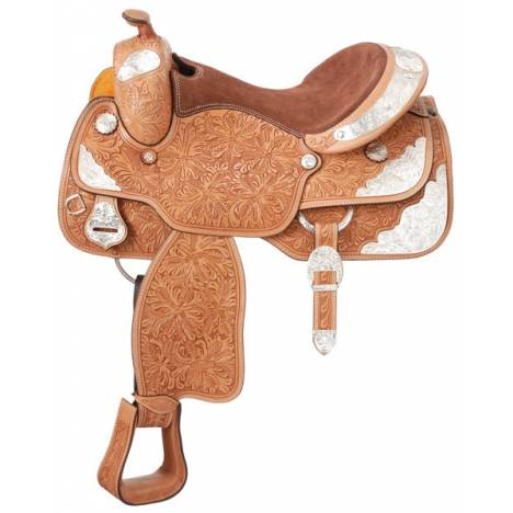 Silver Royal Premium Rio Grande Silver Show Saddle Package