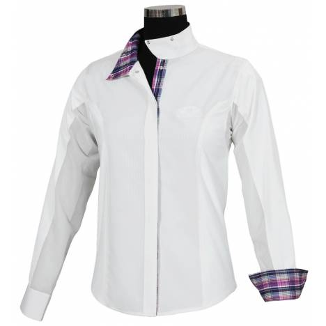 Equine CoutureLadies Amber Long Sleeve Show Shirt