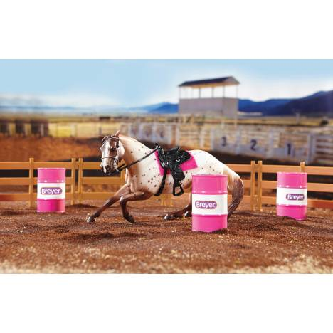 Breyer Classics Barrel Racing