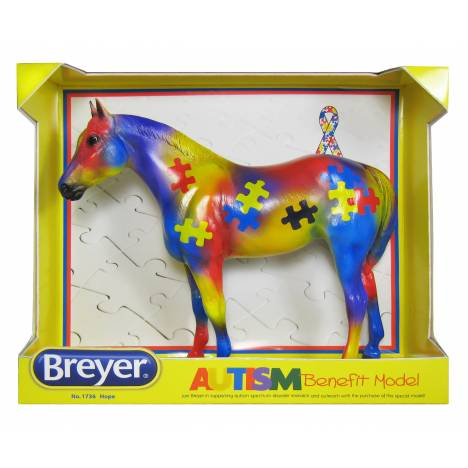 Breyer Traditional Hope - Autism Benefit Horse