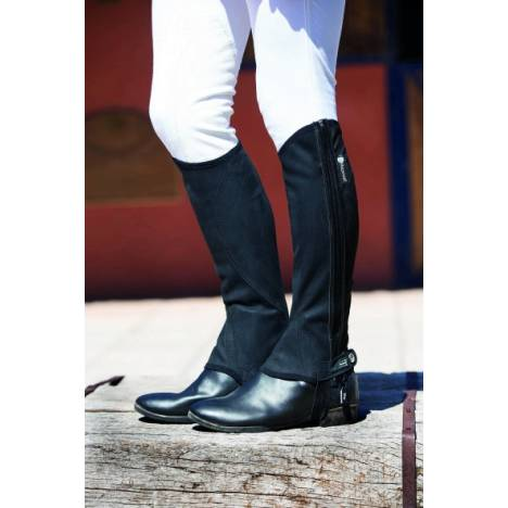 Horseware Nubuck Stretch Chap - Regular