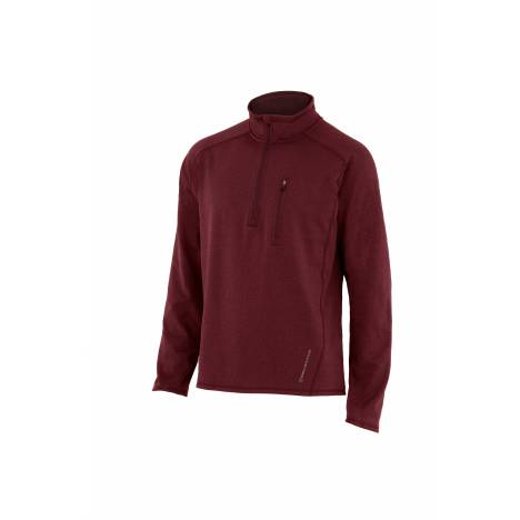 Noble Outfitters Men Performance 1/4 Zip Mock Shirt