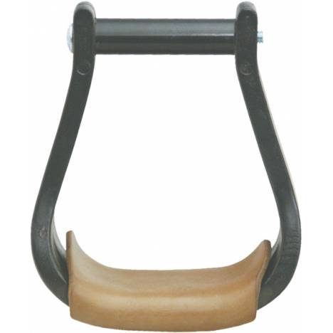 Action Leather Tread Pro Tuff Bell Stirrup