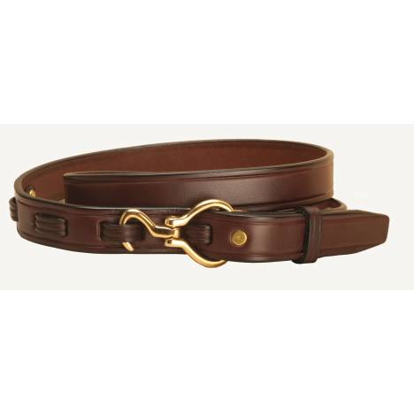 Tory Leather Mini Hoof Pick Buckle Belt