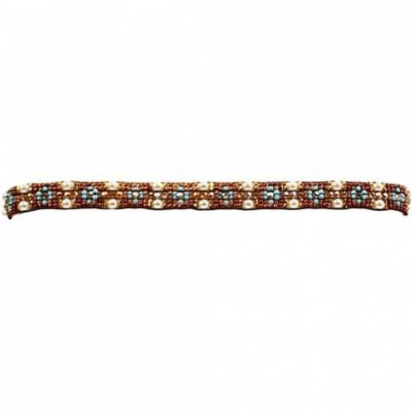 Blazin Roxx Beaded Headband