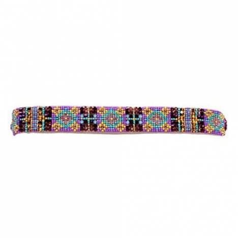 Blazin Roxx Beaded Southwest Headband