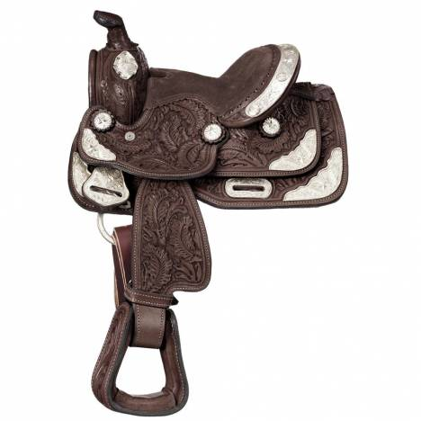 Tough-1 Seven Oaks Miniature Show Saddle