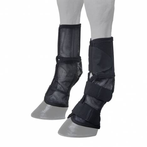 Tough-1 Contoured Mesh Fly Boots - Pair