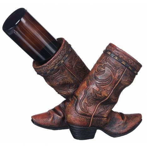 Gift Corral Boots Wine Bottle Holder