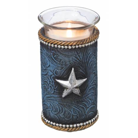 Star Votive Candle Holder
