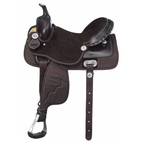 King Series Krypton Elite Youth Competition Saddle