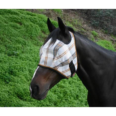 Kensington Protective Fly Mask with Web Trim