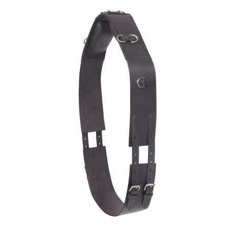 Camelot Leather 8-Ring Surcingle