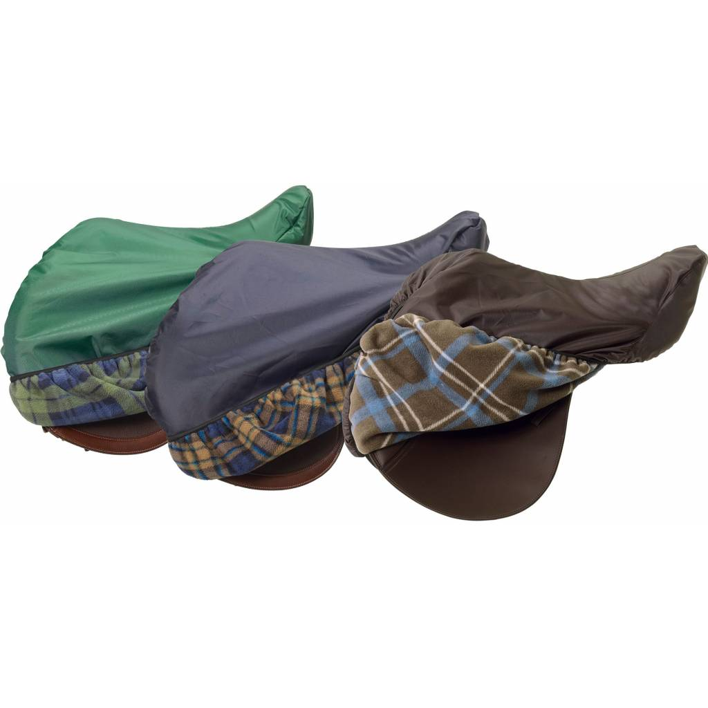 Centaur Waterproof/Breathable Fleece-Lined Saddle Cover