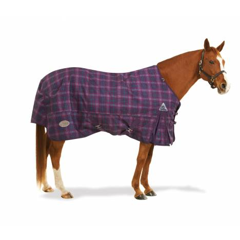 Centaur 1200D Plaid Turnout Blanket 300g