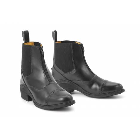 Ovation Ladies Synergy Front Zip Paddock Boots