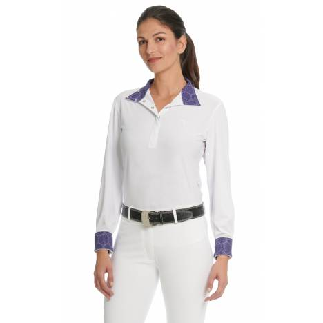 Ovation Ladies Jorden Tech Show Shirt