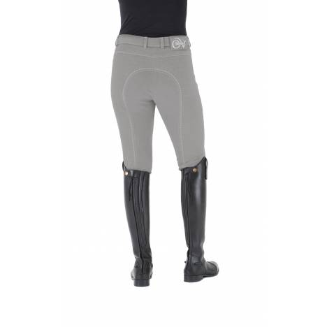 Ovation Ladies Euro Jean Front Zip Full Seat Breeches