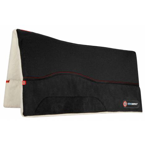 T3 Microsuede Pad Woolback with Ortho-Impact